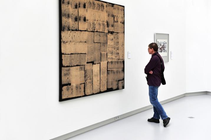 Kleurengroep uitstapje 's Hertogenbosch, Brabants museum, Dieze